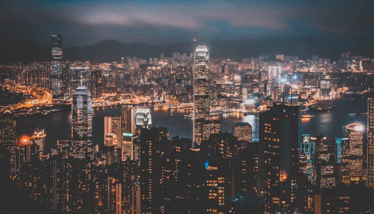 Happy in HK