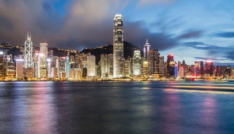 Working in Hong Kong