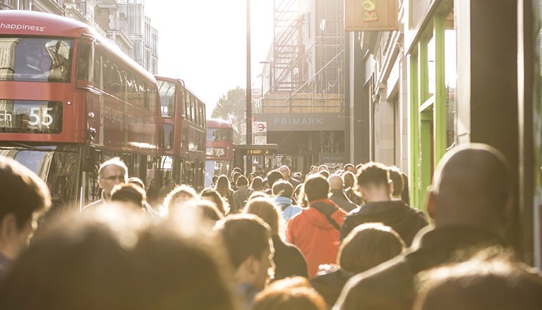 London salaries