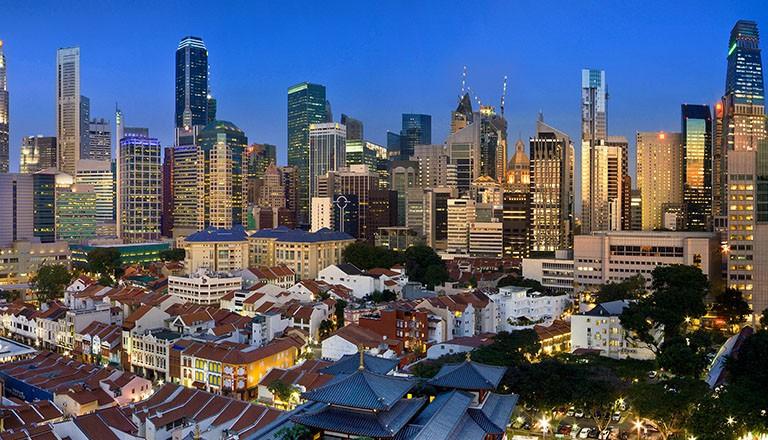 Singapore salaries