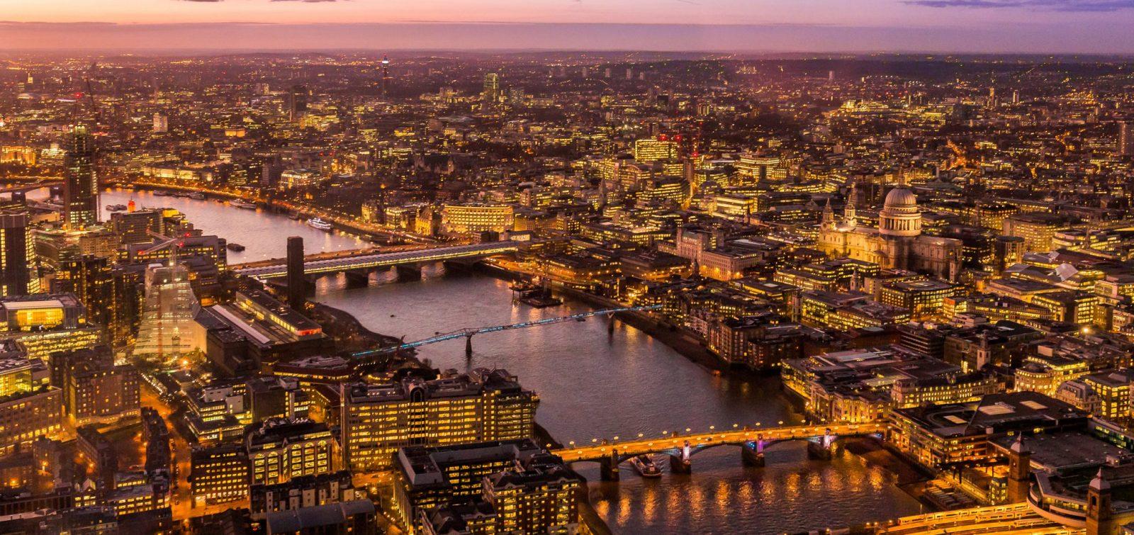 The 2017 Digital Salary Benchmark for London
