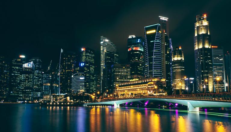 Digital Salary Benchmark for Singapore
