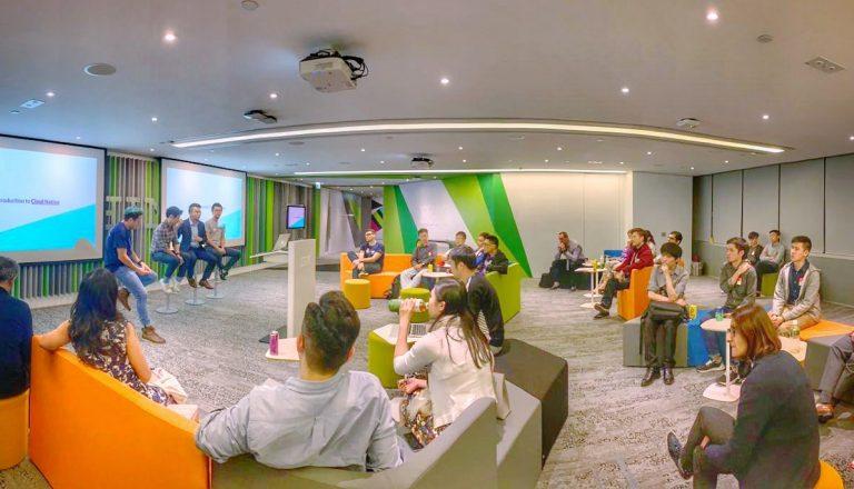 Cloud Native IBM, Daniel Li and Cogs Hong Kong