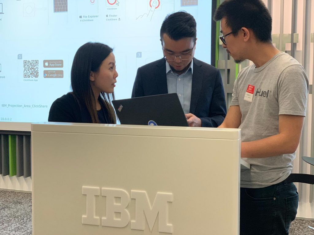 IBM iX and Daniel Li