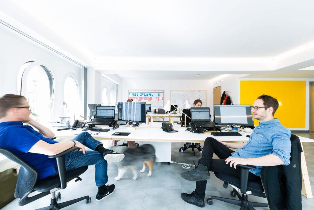 Cogs Berlin Workstation