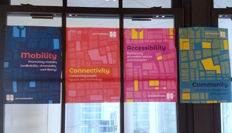 Mobility, Connectivity, Accessibility, Community