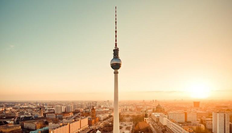 working in berlin