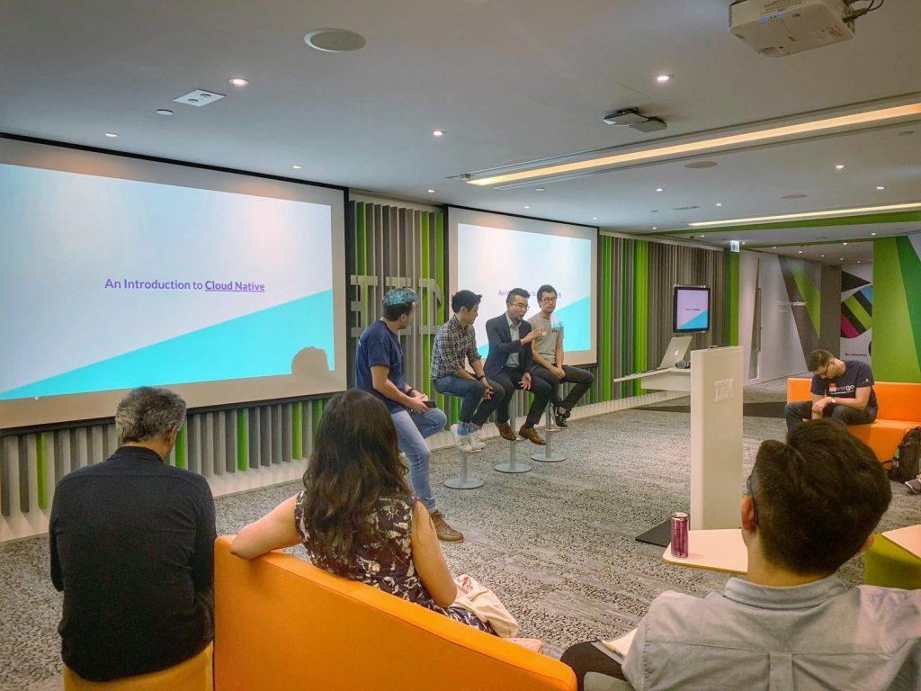 Cloud Native Experts Panel