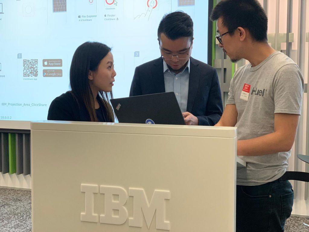 IBM iX and Daniel Li
