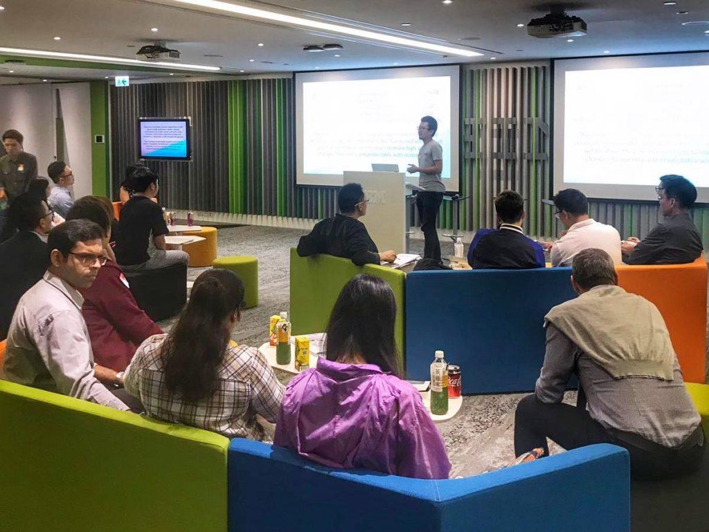 Cloud Native DevOps Engineer Daniel Li