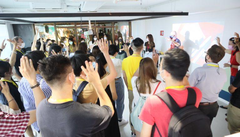 Global Service Jam 2021 in Hong Kong
